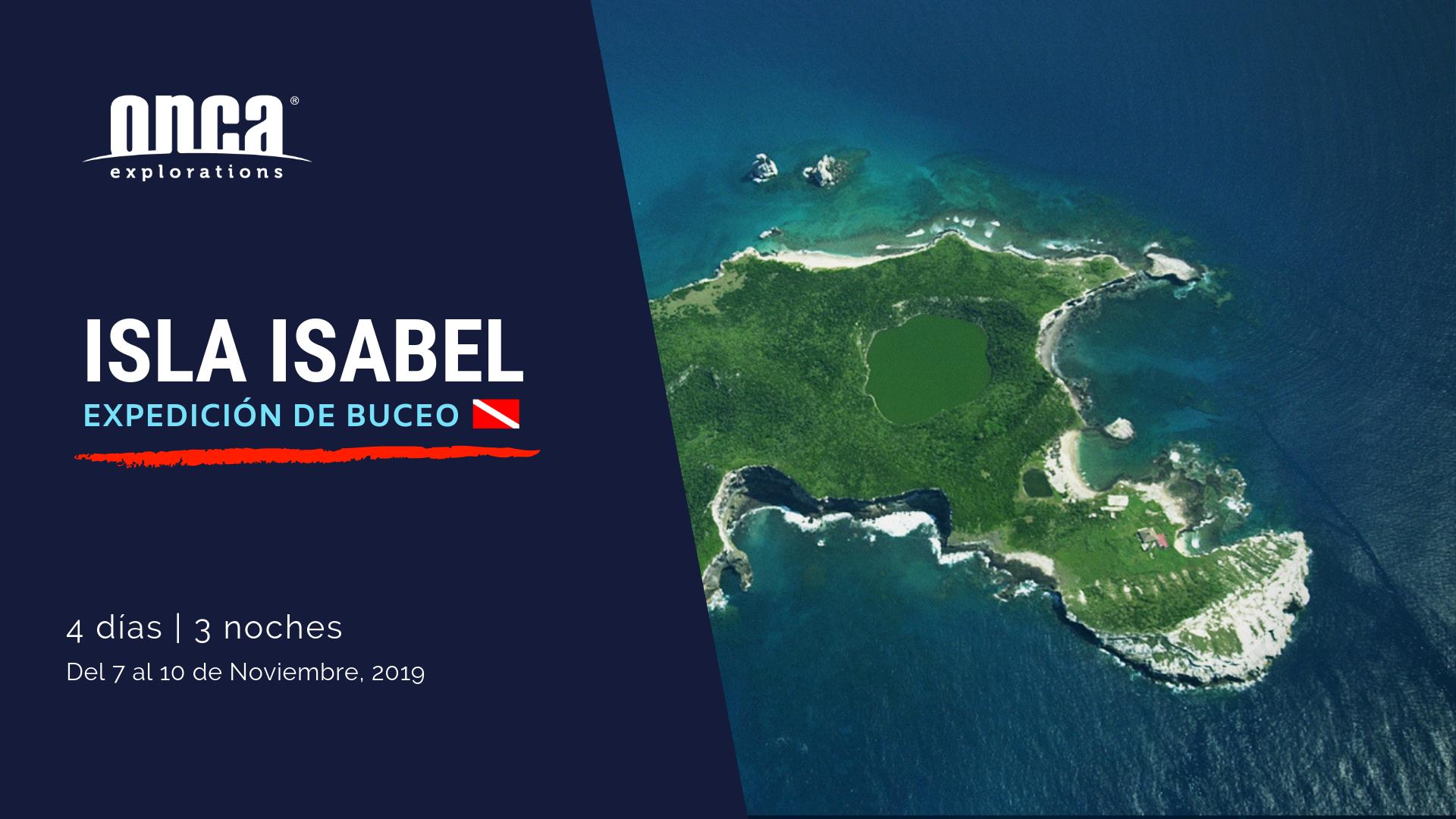 Expedicion Buceo Isla Isabel Portada 2019